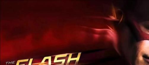 Barry Allen, alias Flash.