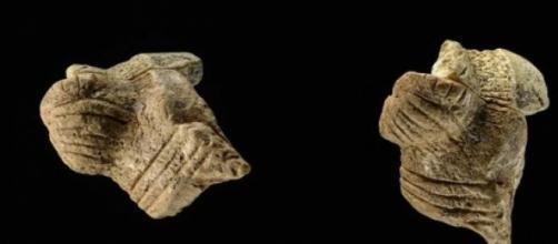 Fragmentos de la nueva Venus de Hohle Fels