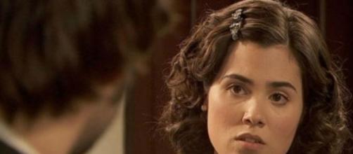Maria Castaneda, protagonista de 'Il Segreto'