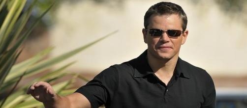 Matt Damon actor de Holllywood