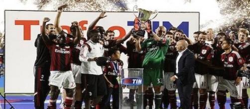Trofeo Tim 2015: Inter, Milan, Sassuolo.
