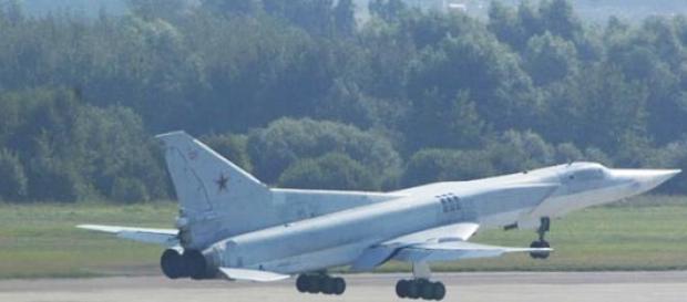 Bombardier strategic supersonic TU-22 M3-Backfire