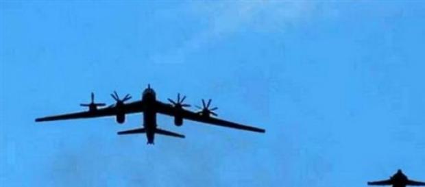 Bombardiere rusesti aproape de coasta SUA