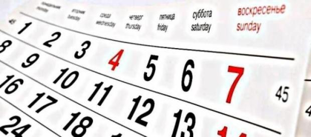Calendario scolastico Miur 2015/16