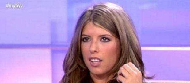 La expretendienta Andrea Ferrari
