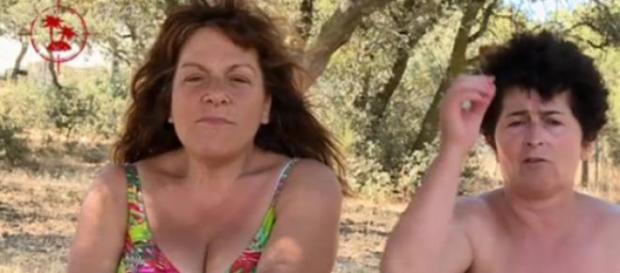 Mari Carmen: 'A mí no me habléis de sexo'