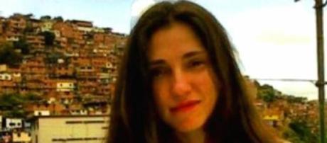 Inés González, detenida por tuitear contra Maduro