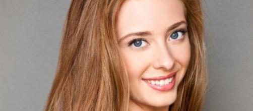 L'attrice che interpreta Aly Forrester (Beautiful)