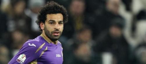 Salah alla Roma solo se la Fiorentina dice sì