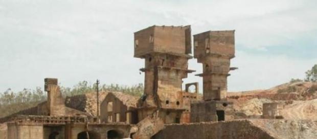Complexo industrial das Minas de São Domingos