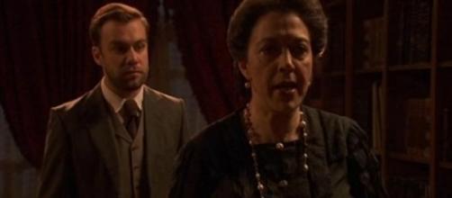 Francisca decide di punire Fernando