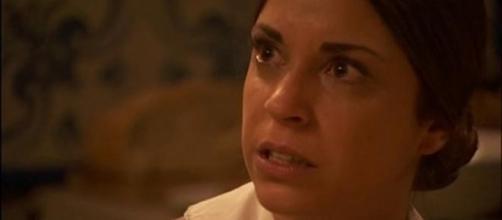 Francisca prende a schiaffi Mariana