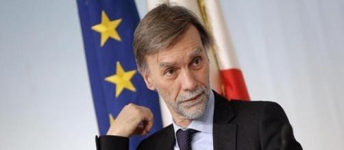 Il ministro Graziano Delrio