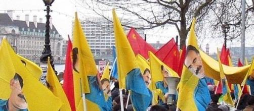 Londra: manifestazione in sostegno del PKK.