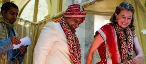 sette passi matrimonio indu
