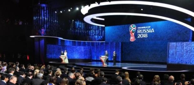 Die Auslosung für die WM-Qualifikation 2018