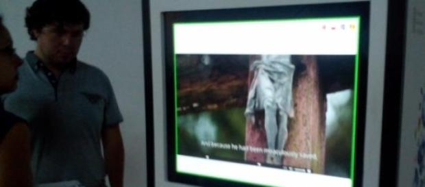 Ecrane moderne pentru prezentari multimedia