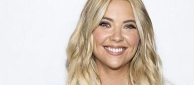 Pretty Little Liars-Star Ashley Benson.