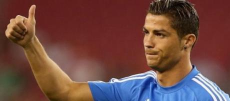 Real Madrid mostra que quer Cristiano Ronaldo.
