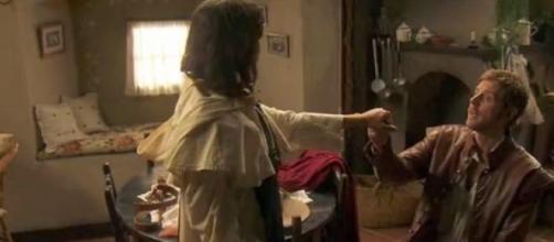 Il Segreto: Nicolas chiede la mano di Mariana