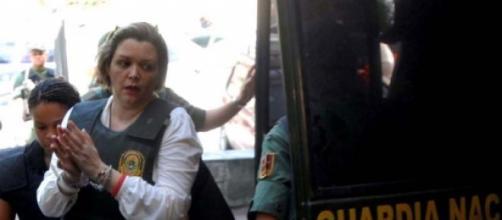 La jueza María Lourdes Afiuni, detenida en 2009