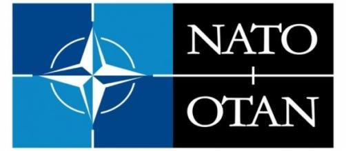 Logo della North Atlantic Treaty Organization.