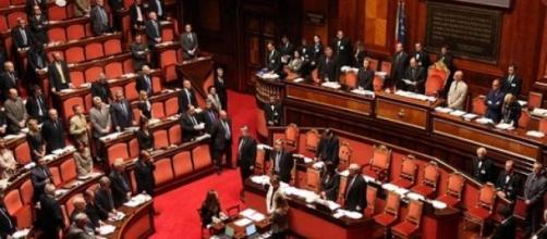 Un'immagine della Camera dei Deputati
