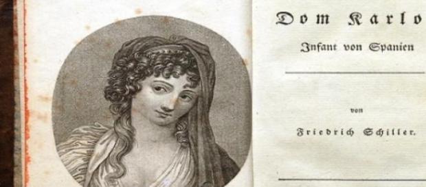 La primera edición del 'Don Carlos' de Schiller