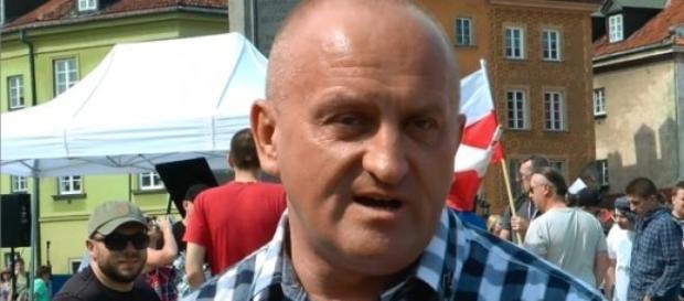 Marian Kowalski, wiceprezes Ruchu Narodowego