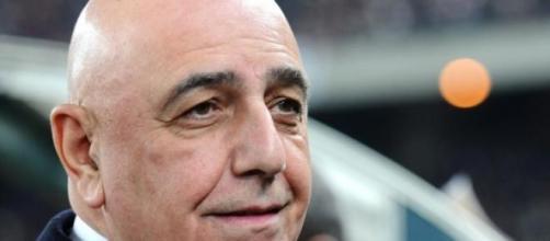 Adriano Galliani, uomo mercato del Milan