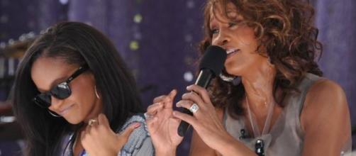 Bobbi Kristina Brown, la hija de Whitney Houston