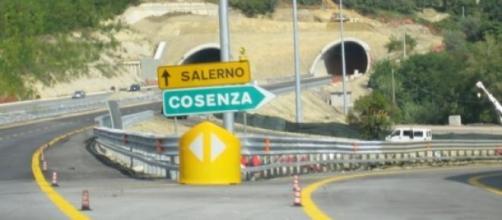 L'autostrada Salerno-Reggio Calabria