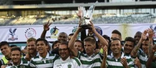 'Leões' conquistaram troféu na África do Sul.