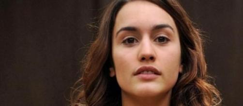 """Megan Montaner, Pepa nella soap """"Il Segreto"""""""