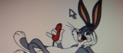 O velhinho Bugs Bunny da nossa infância