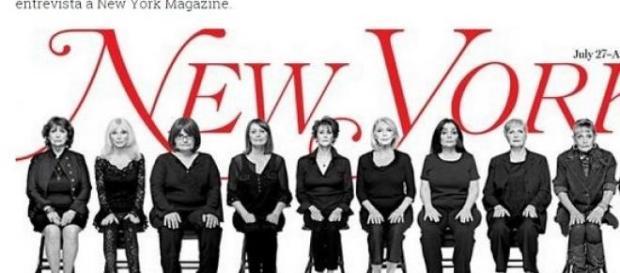 35 mulheres contaram a sua história à New York.