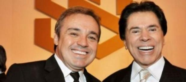 Gugu diz que não é amigo de Silvio Santos