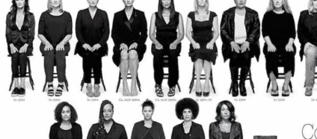 Le vittime di Bill Cosby finiscono in copertina