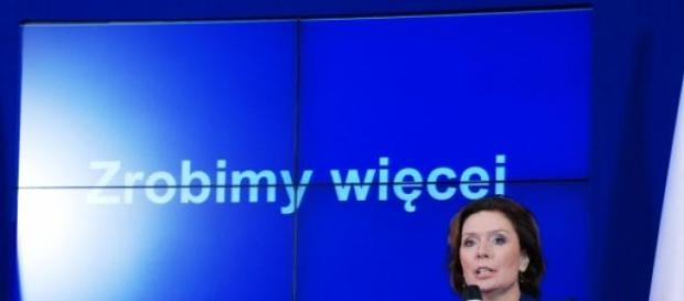 M. Kidawa-Błońska w roli Prezydenta RP?