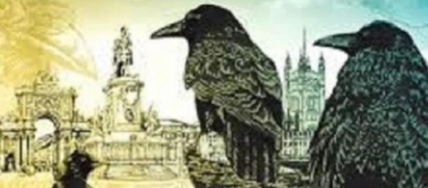 São Vicente e os corvos
