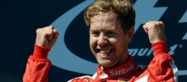 Vettel logra su segundo triunfo de la temporada