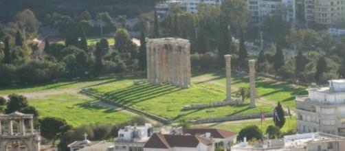 Atene Acropoli - foto di Marina Zini