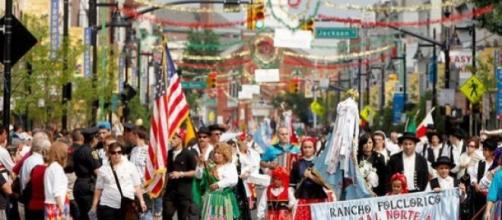 Comunidade portuguesa em Newark.