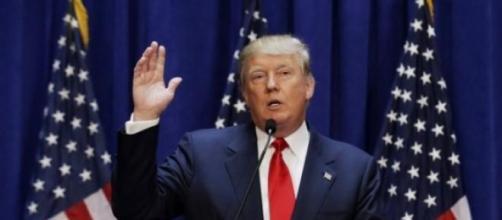 Donald Trump, candidato alle presidenziali USA