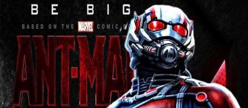 L'uomo formica, Ant-Man con Michael Douglas