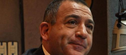 Luis Juez, candidato a intendente con Olga Riutort