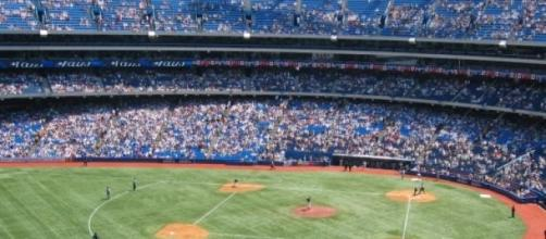 The Rogers Center in Toronto. Home of the Jays