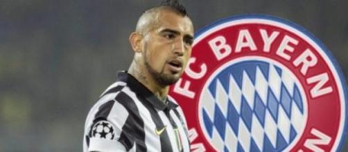 Vidal firma col Bayern, news calciomercato di oggi