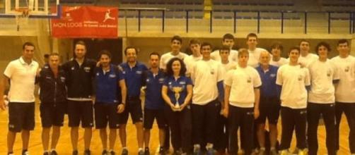Vittoria per gli azzurri al torneo di Troyes