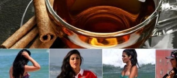 Chá de hibisco para perda de peso